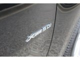 BMW X6 2008 Badges and Logos