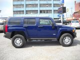 2009 All-Terrain Blue Hummer H3  #54203520