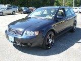 2004 Moro Blue Pearl Effect Audi A4 1.8T quattro Avant #54202472