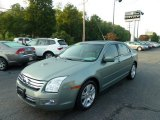2009 Moss Green Metallic Ford Fusion SEL V6 #54203488