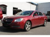2008 Red Jewel Tint Coat Chevrolet Malibu LT Sedan #54230324