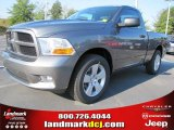2012 Mineral Gray Metallic Dodge Ram 1500 Express Regular Cab #54230346