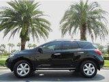 2009 Super Black Nissan Murano SL #54230307