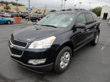 2012 Chevrolet Traverse LS Data, Info and Specs