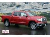 2011 Barcelona Red Metallic Toyota Tundra Platinum CrewMax 4x4 #54241956