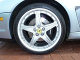 Ferrari 575M Maranello 2003 Wheels and Tires