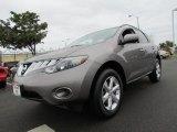 2009 Platinum Graphite Metallic Nissan Murano S AWD #54257268