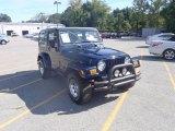 2006 Midnight Blue Pearl Jeep Wrangler X 4x4 #54256608