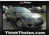 2010 Sterling Grey Metallic Ford Fusion SEL V6 #54257250