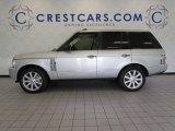 2007 Zermatt Silver Metallic Land Rover Range Rover Supercharged #54256584