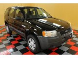 2004 Ford Escape Black
