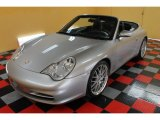 2004 Porsche 911 Carrera 4 Cabriolet Data, Info and Specs