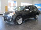 2011 Black Granite Metallic Chevrolet Equinox LT AWD #54257796