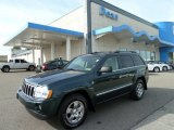 2006 Deep Beryl Green Pearl Jeep Grand Cherokee Limited 4x4 #54257128