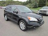 2008 Nighthawk Black Pearl Honda CR-V EX-L 4WD #54257095