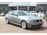 2011 Space Gray Metallic BMW 3 Series 328i Sedan #54256465