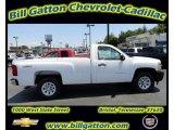 2011 Sheer Silver Metallic Chevrolet Silverado 1500 Regular Cab #54257557