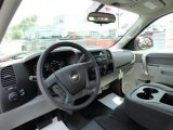 2011 Chevrolet Silverado 1500 Regular Cab Dashboard