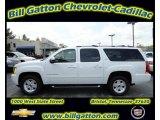 2011 Summit White Chevrolet Suburban Z71 4x4 #54257543