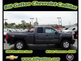 2011 Taupe Gray Metallic Chevrolet Silverado 1500 LS Extended Cab #54257537