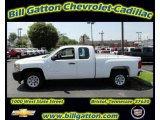 2011 Summit White Chevrolet Silverado 1500 Extended Cab #54257535
