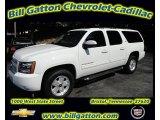 2011 Summit White Chevrolet Suburban Z71 4x4 #54257528
