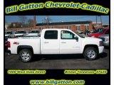 2011 Summit White Chevrolet Silverado 1500 LT Crew Cab 4x4 #54257501