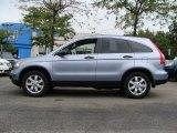 2009 Glacier Blue Metallic Honda CR-V EX 4WD #54257432