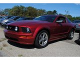 2005 Redfire Metallic Ford Mustang GT Premium Coupe #54257024