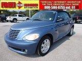 2007 Marine Blue Pearl Chrysler PT Cruiser Convertible #54256984