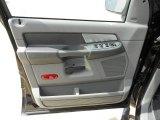 2008 Dodge Ram 1500 Lone Star Edition Quad Cab Door Panel