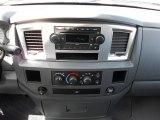 2008 Dodge Ram 1500 Lone Star Edition Quad Cab Controls