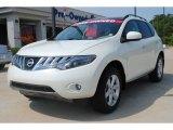 2009 Glacier Pearl Nissan Murano SL #54256346