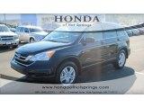 2011 Crystal Black Pearl Honda CR-V EX-L #54256330