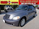 2007 Opal Gray Metallic Chrysler PT Cruiser Convertible #54256969