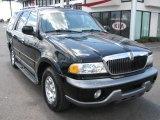 1999 Black Clearcoat Lincoln Navigator  #54257343