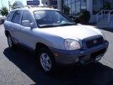 2004 Pewter Hyundai Santa Fe LX 4WD #54256942