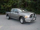 2011 Mineral Gray Metallic Dodge Ram 1500 SLT Quad Cab #54257328