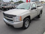 2007 Chevrolet Silverado 1500 LS Regular Cab 4x4 Data, Info and Specs