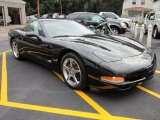 1998 Chevrolet Corvette Black