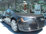 Audi A8 2012 Data, Info and Specs