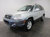 2003 Pewter Hyundai Santa Fe GLS 4WD #54256277