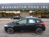 2012 Black Ford Focus SE Sport 5-Door #54256231