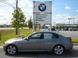 2011 Space Gray Metallic BMW 3 Series 335i Sedan #54256212