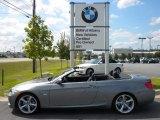 2011 Space Gray Metallic BMW 3 Series 335i Convertible #54256211