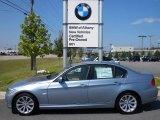 2011 Blue Water Metallic BMW 3 Series 328i Sedan #54256209