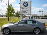 2011 Space Gray Metallic BMW 3 Series 335i Sedan #54256207