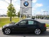 2011 Black Sapphire Metallic BMW 3 Series 335i Sedan #54256203