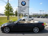 2011 Black Sapphire Metallic BMW 3 Series 335i Convertible #54256199