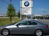 2011 Space Gray Metallic BMW 3 Series 328i Coupe #54256198